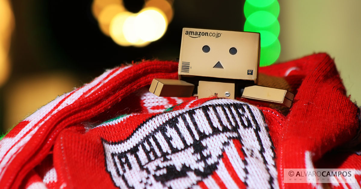 Danbo con el Athletic