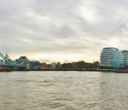 Panorámica del Puente de la Torre / Panoramic of Tower Bridge